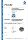 Zertifikat QM